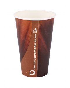 12oz Prism Paper Vending Cups