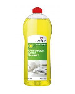 Concentrated Lemon Detergent 1 litre