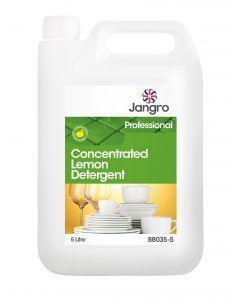 Concentrated Lemon Detergent 5 litre