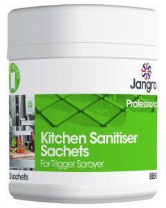 Kitchen Sanitiser Sachets for Trigger Sprayer