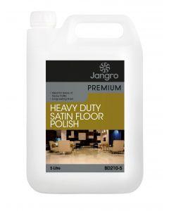 Premium Heavy Duty Satin Floor Polish 5 litre