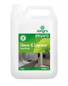 Enviro Cleaner & Degreaser Unperfumed 5 litre