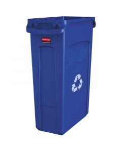 Slim Jim Container 87 Litre Blue