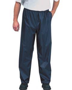 Classic Adult Rain Trousers, Navy 2XL