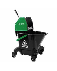 Jangro TC20 Enviro Combo Bucket/Wringer Green