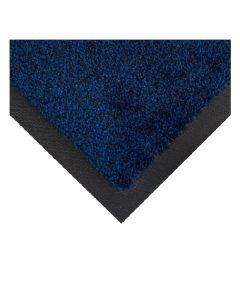 COBAWASH. Mat Black/Blue 85 x 150cm