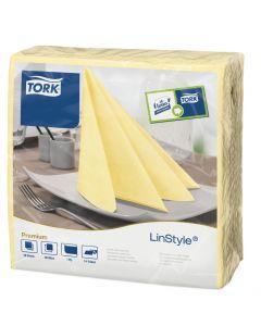 Linstyle Napkin 39cm x 39cm, Cream