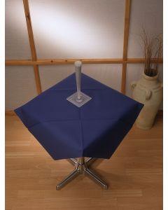Linstyle Slip Cover 90cm x 90cm, Midnight Blue