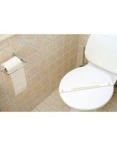 Sanitized WC Strips