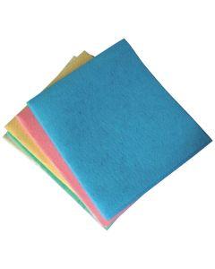 Mediumweight Wipe, Blue