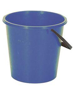 Round Bucket Blue