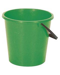 Round Bucket Green