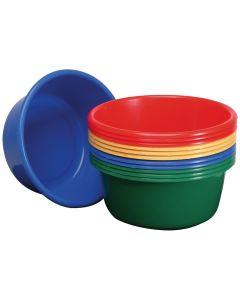 "Washing up Bowls 14"" Round, Yellow"