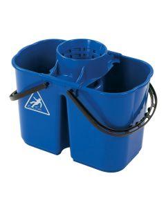 Duo-Hygiene Bucket Blue