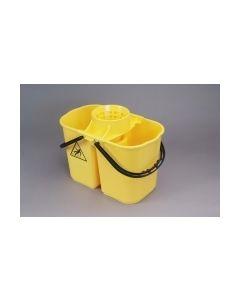 Duo-Hygiene Bucket Yellow