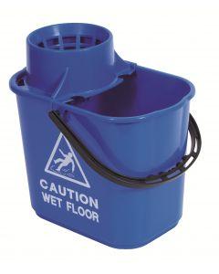 Professional Bucket & Wringer Blue