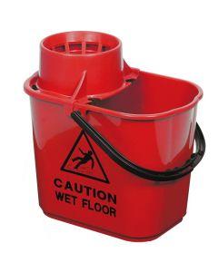 Professional Bucket & Wringer Red