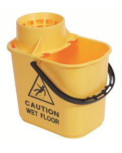 Professional Bucket & Wringer Yellow