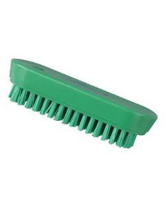 Hygiene Nail Brush, Green