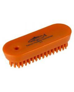 Hygiene Nail Brush, Orange